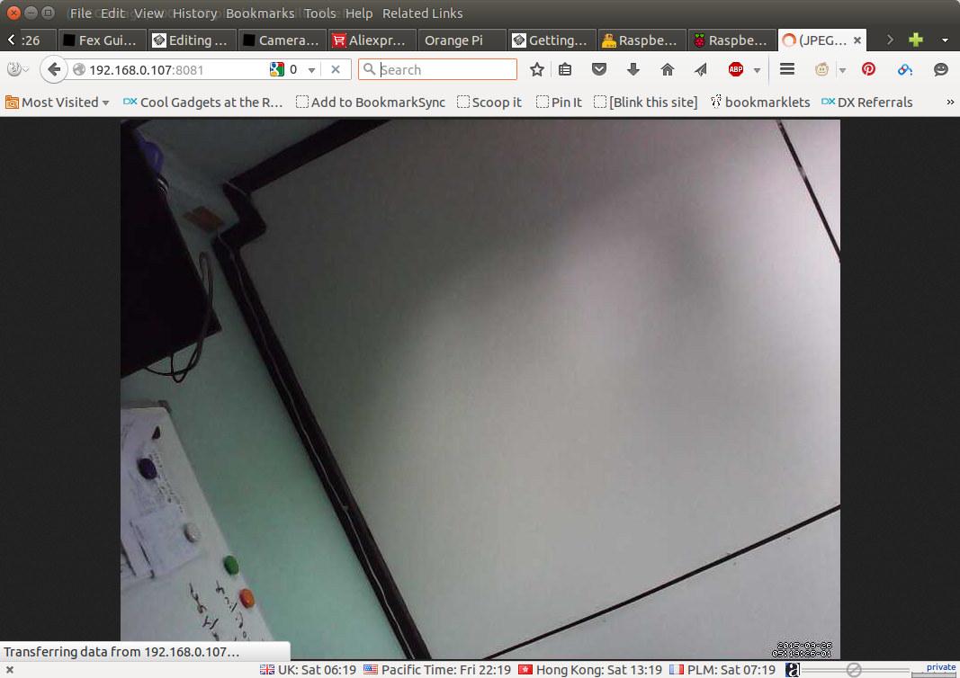 Orange_Pi_PC_Camera_Motion