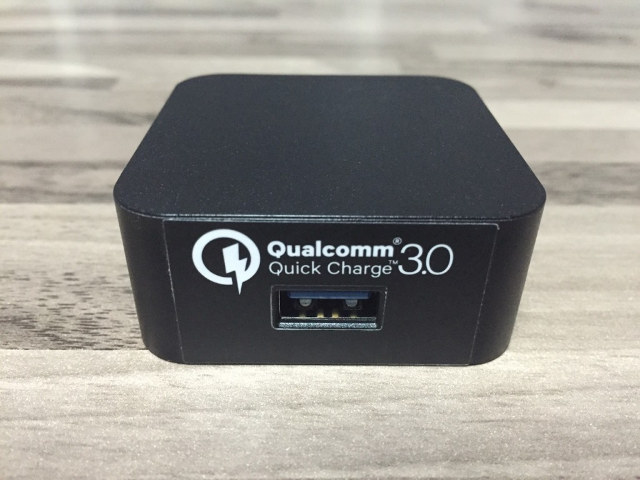 Quick Charge 3.0 Adapter by Tronsmart