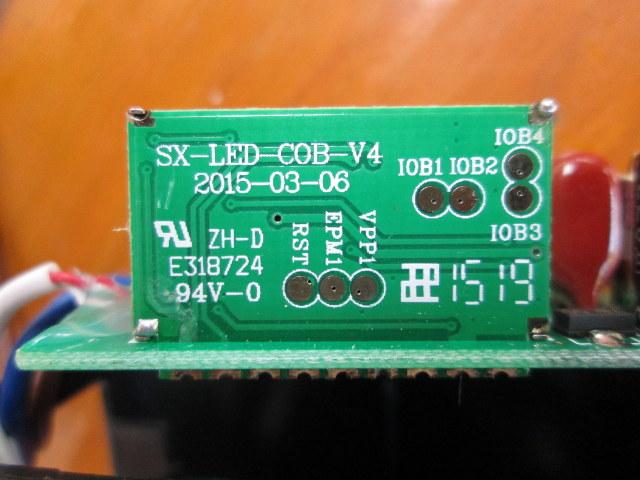 SX-LED-COB-V4