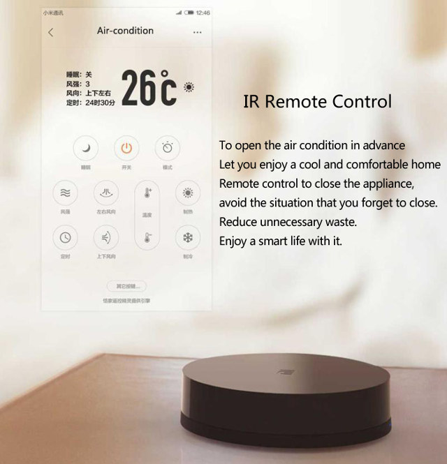 20 Xiaomi Mi Smart Remote Center Controls Infrared Home