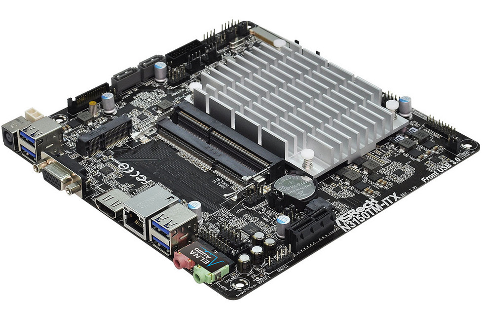 ASRock N3150TM-ITX Intel Graphics Driver (2019)
