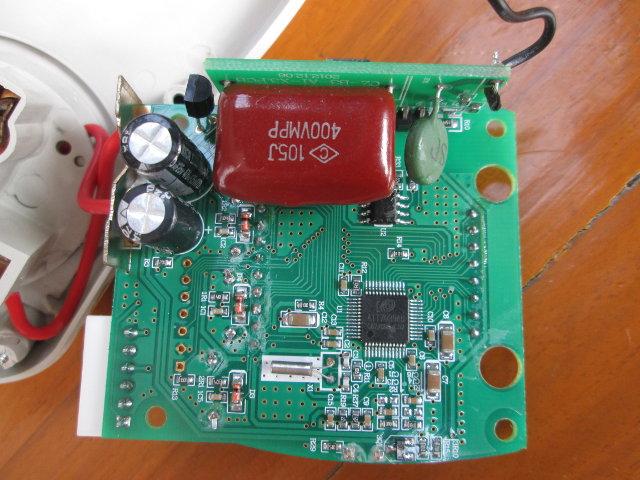 ATT7039AU_Power_Meter_Board