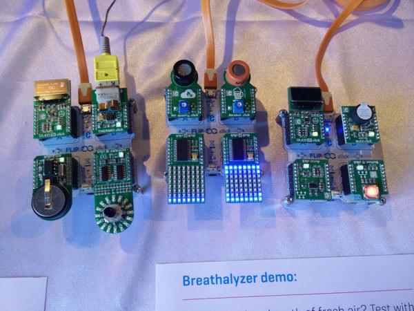 Arduino_mikroBUS_Demos