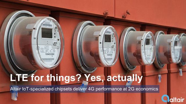 LTE Smart Meters?