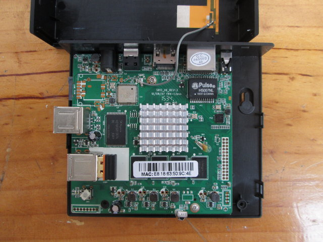 WeTek Core Board (Click to Enlarge)