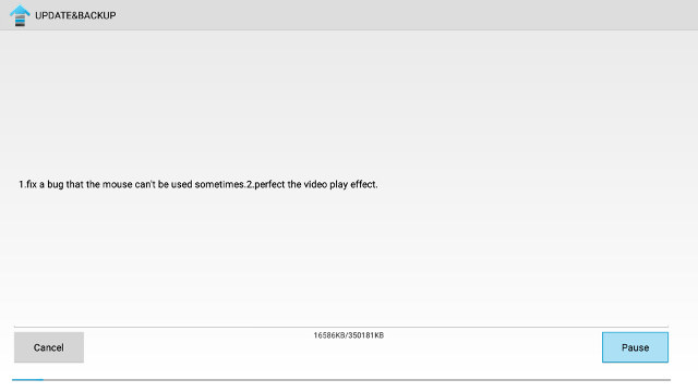 WeTek_Core_OTA_Firmware_Update