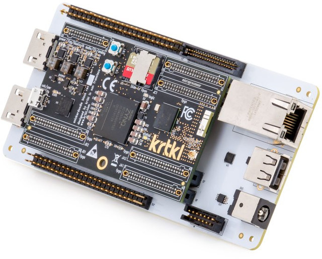 Snickerdoodle Xilinx Zynq ARM + FPGA Board Starts at $55 (Crowdfunding)