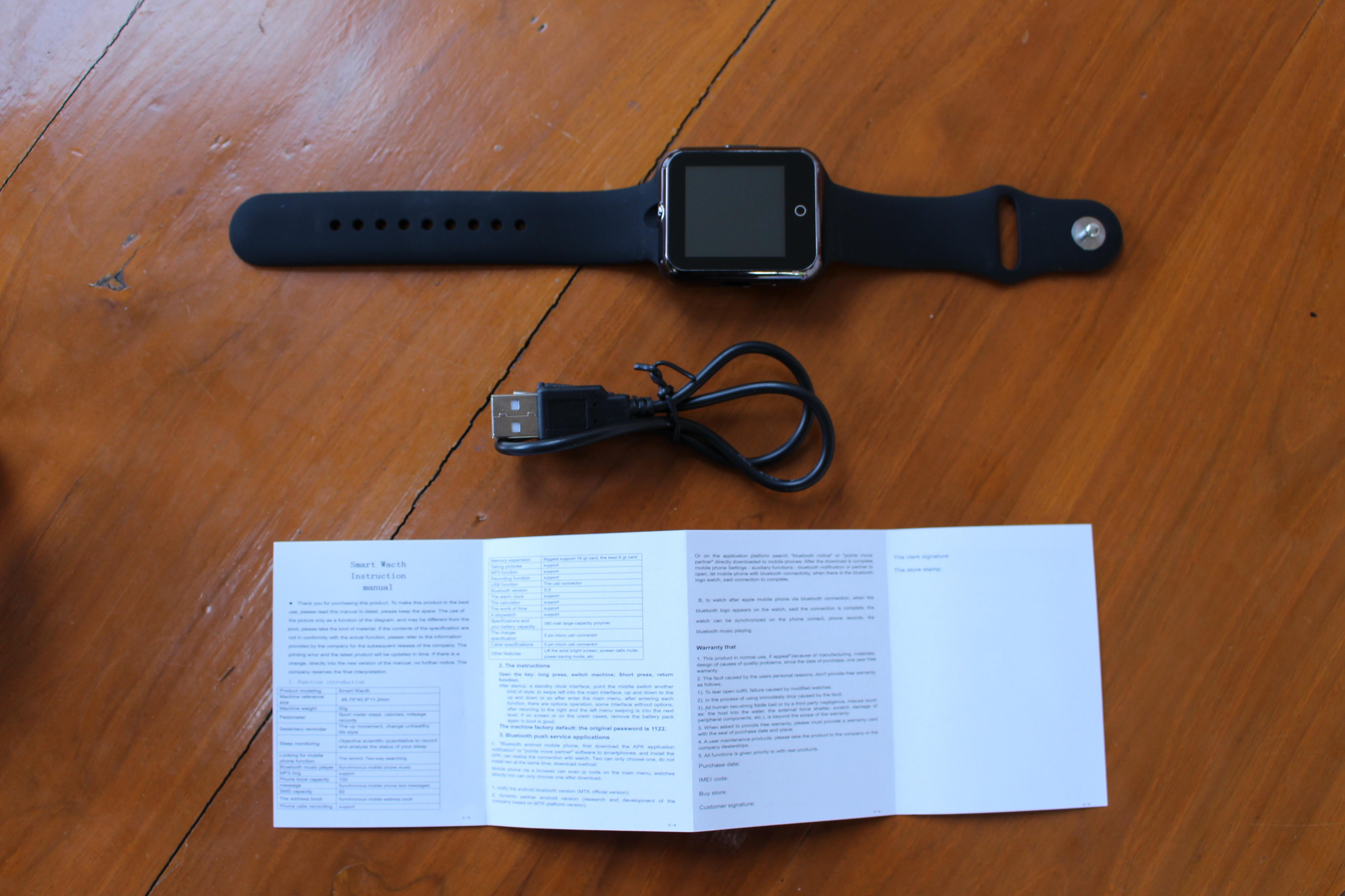 no 1 d3 smartwatch specs unboxing and teardown rh cnx software com centurion d3 user manual centurion d3 user manual