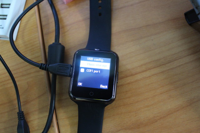 No 1 D3 Smartwatch (Mediatek MT6261) Review