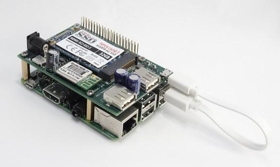 Raspberry Pi Ssd