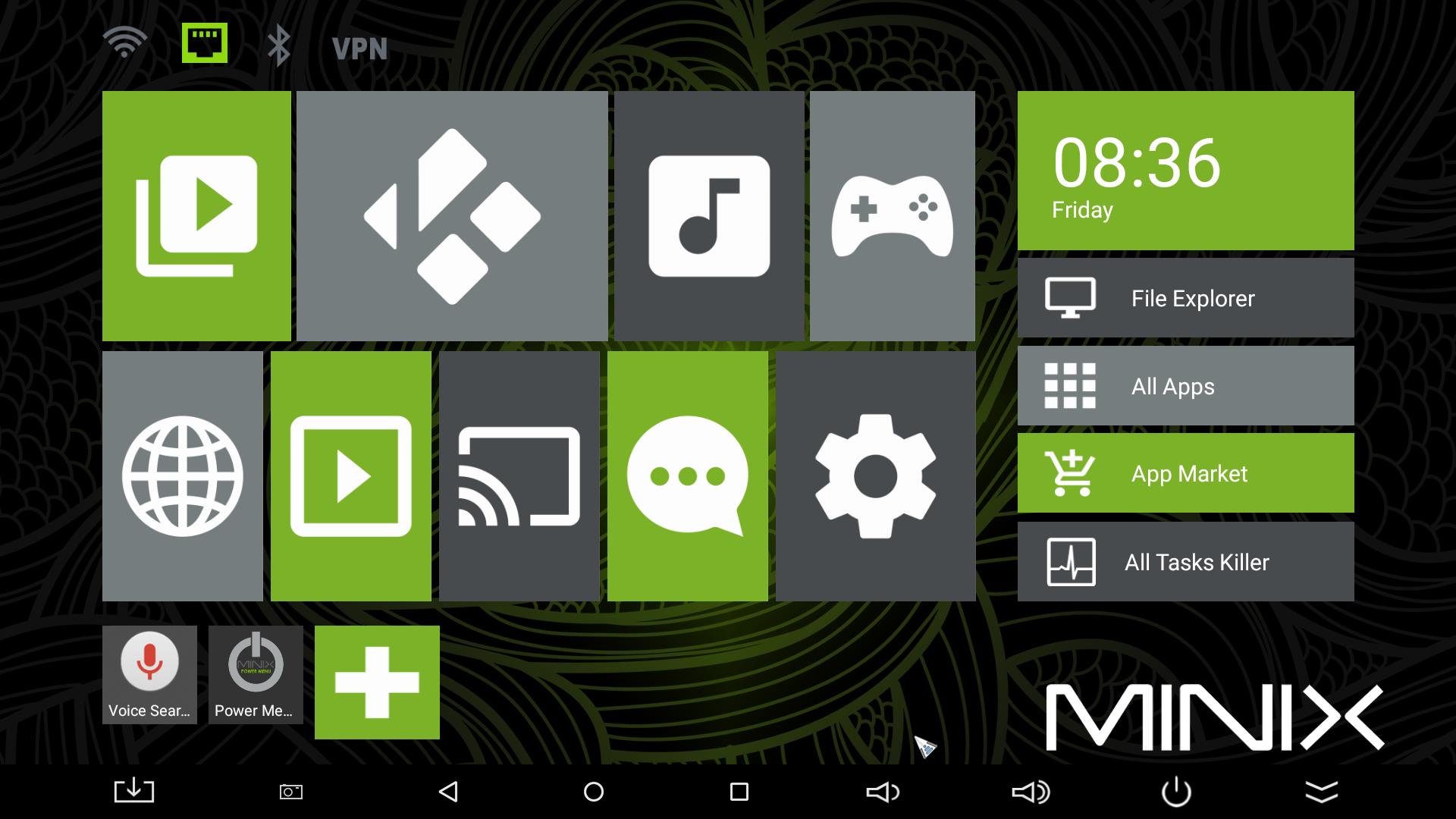Review Of Minix Neo U1 Media Hub