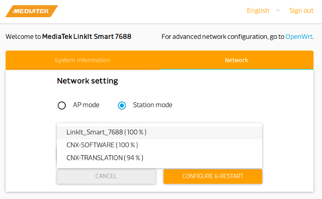 Mediatek_LinkIt_Smart_7688_Station_Configuration