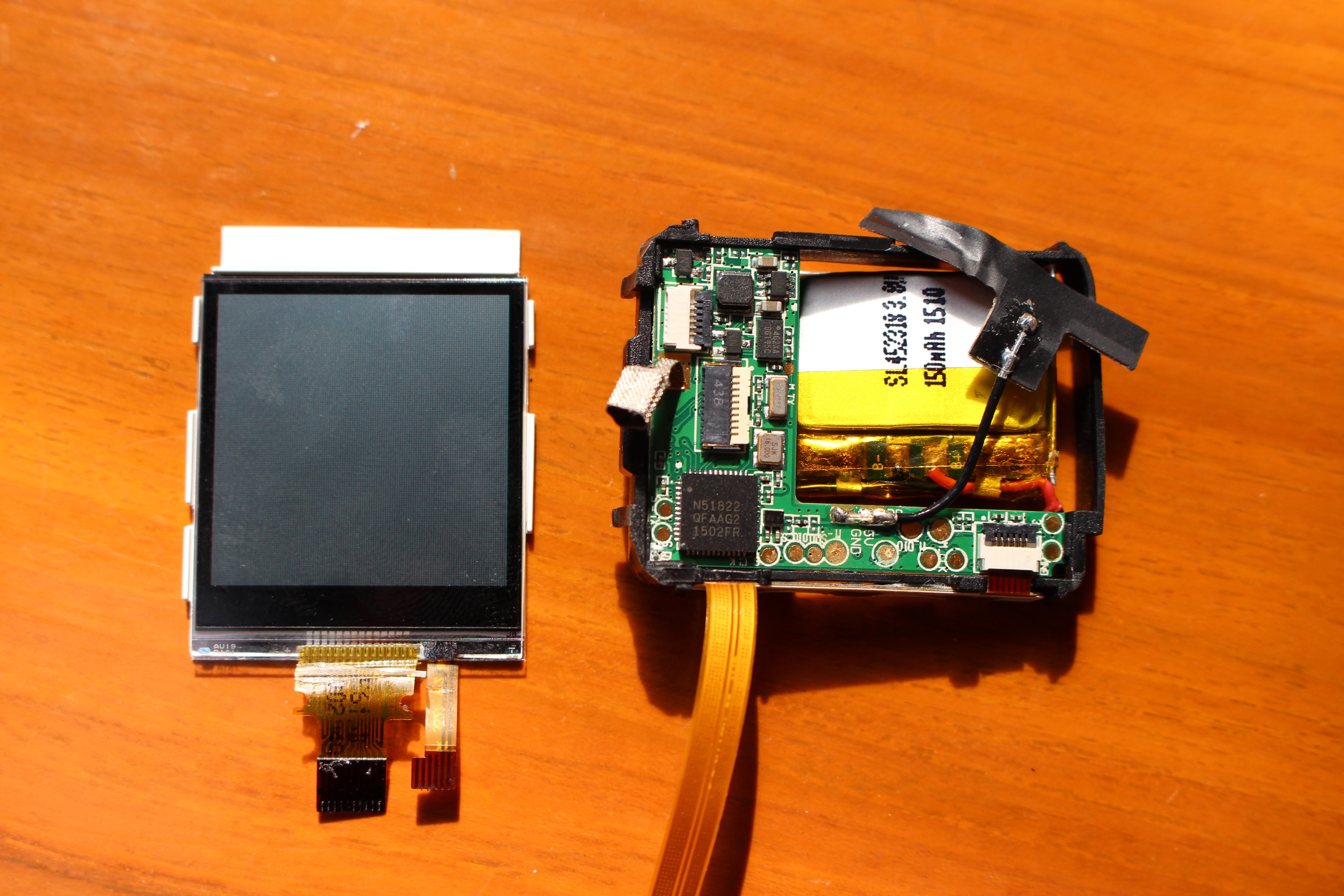 Review: SMA-Q Smartwatch