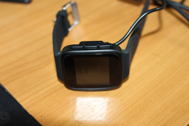 SMA-Q_smartwatch_battery_level