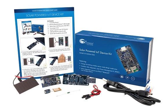 Solar_powered_Iot_development_kit