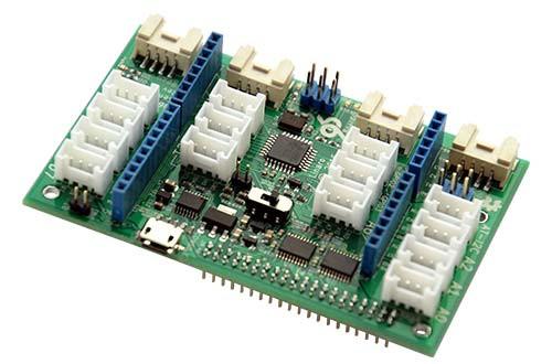 96Boards_Sensor_Mezzanine_Adapter