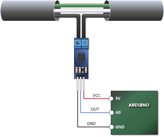 ACS712 Current Sensor Module 20A Users Manual