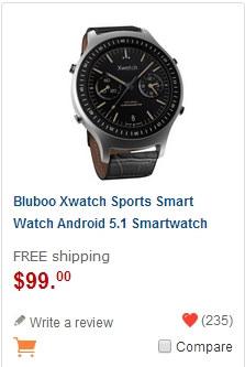 Bluboo_Xwatch_Price
