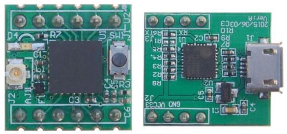 Navspark mini is a arduino compatible gps board