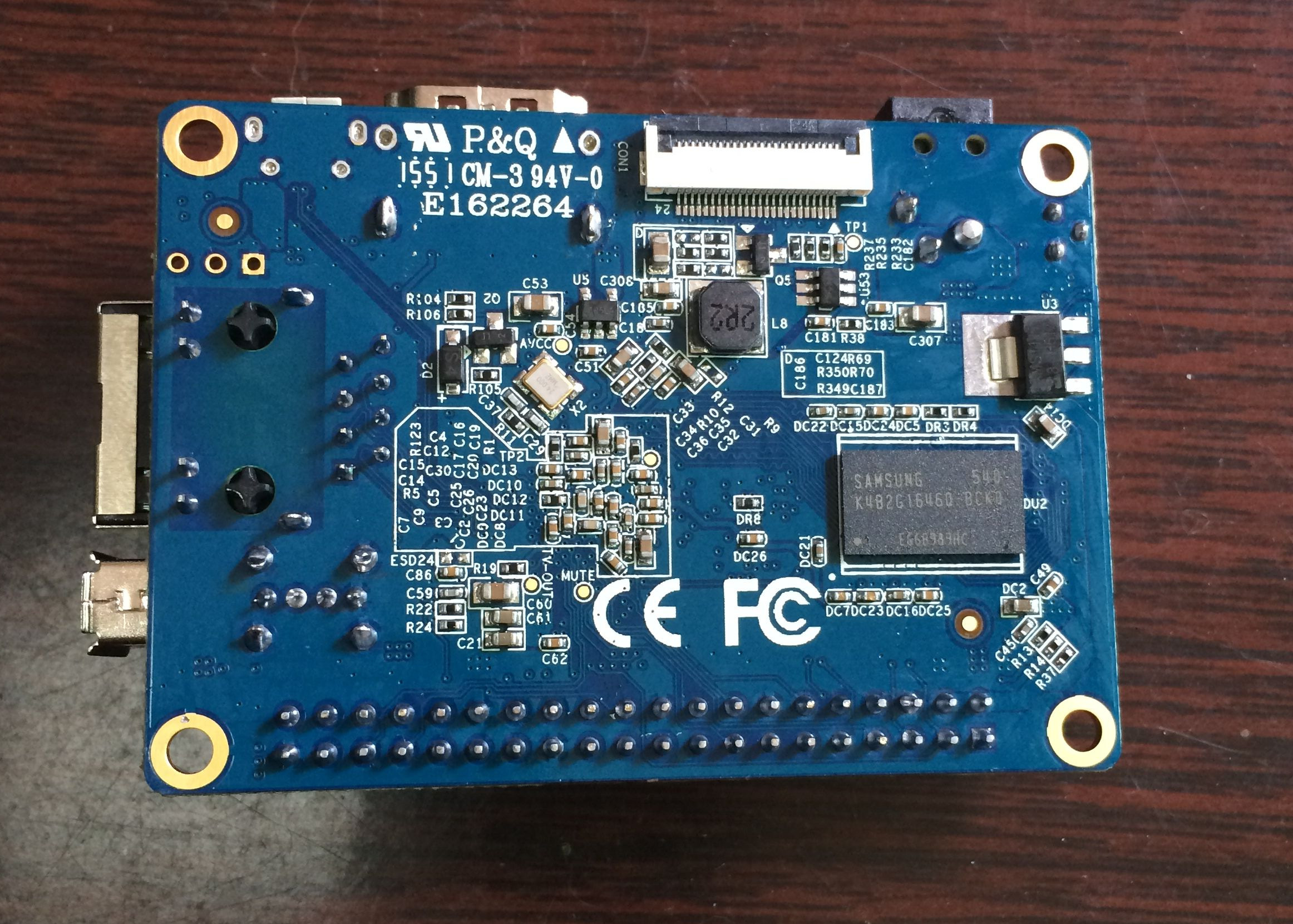 Orange Pi One is a $10 Quad Core Board with Ethernet and HDMI