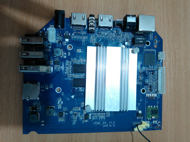 Tronsmart Pavos M9 Board (Click to Enlarge)