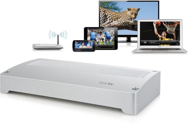 DVB-S2_Streamer