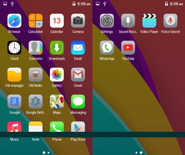 Freedom251_iOS_User_Interface
