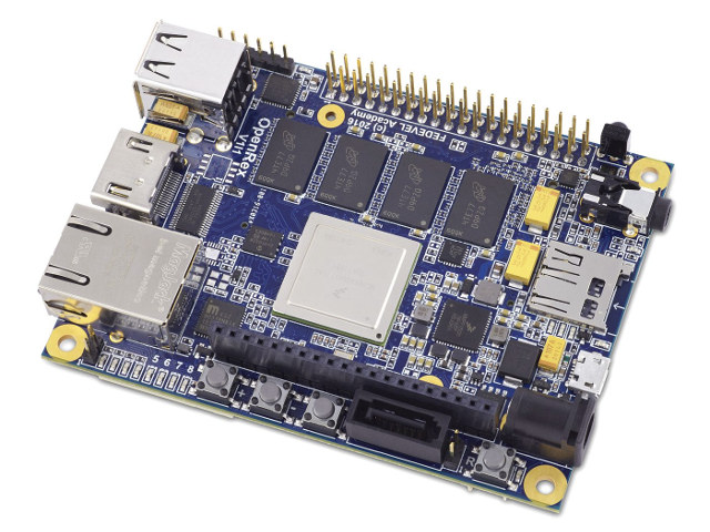 Openrex Nxp I Mx6 Open Source Hardware Board Design Files