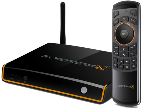 SkyStream-X5