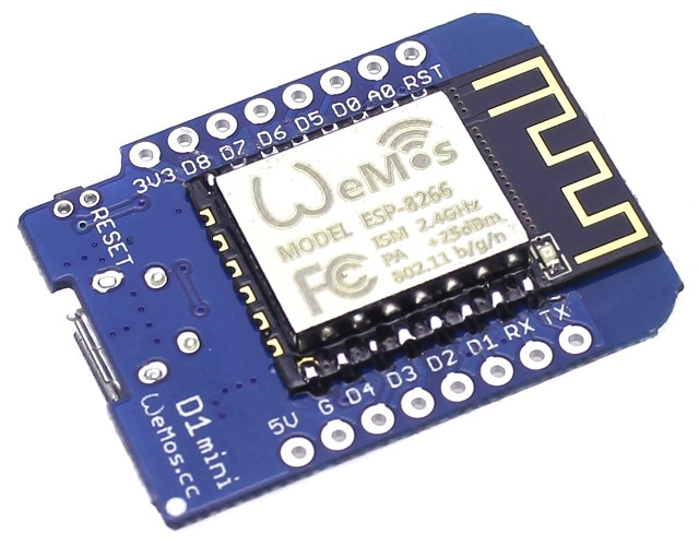 $4 Wemos D1 mini ESP8266 Board Supports Shields with a