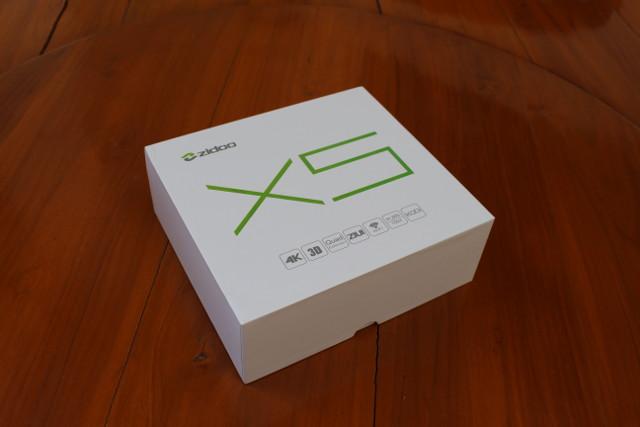 Zidoo_X5_Package