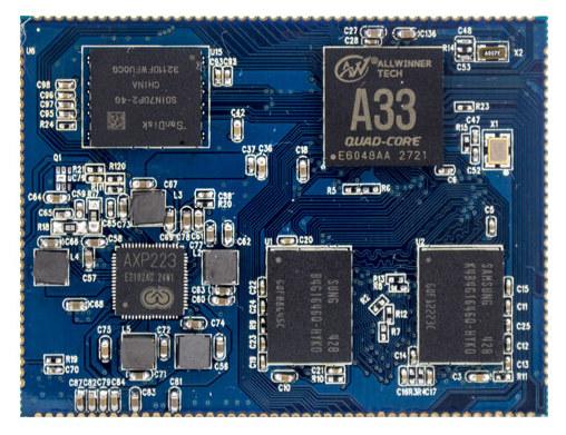 Allwinner_A33_CPU_module
