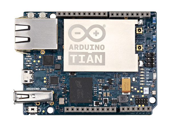 arduino tian board combines atmel d21 mcu atheros ar9342. Black Bedroom Furniture Sets. Home Design Ideas