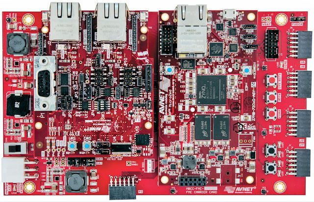 Microzed_Industry_4.0_Development_Board