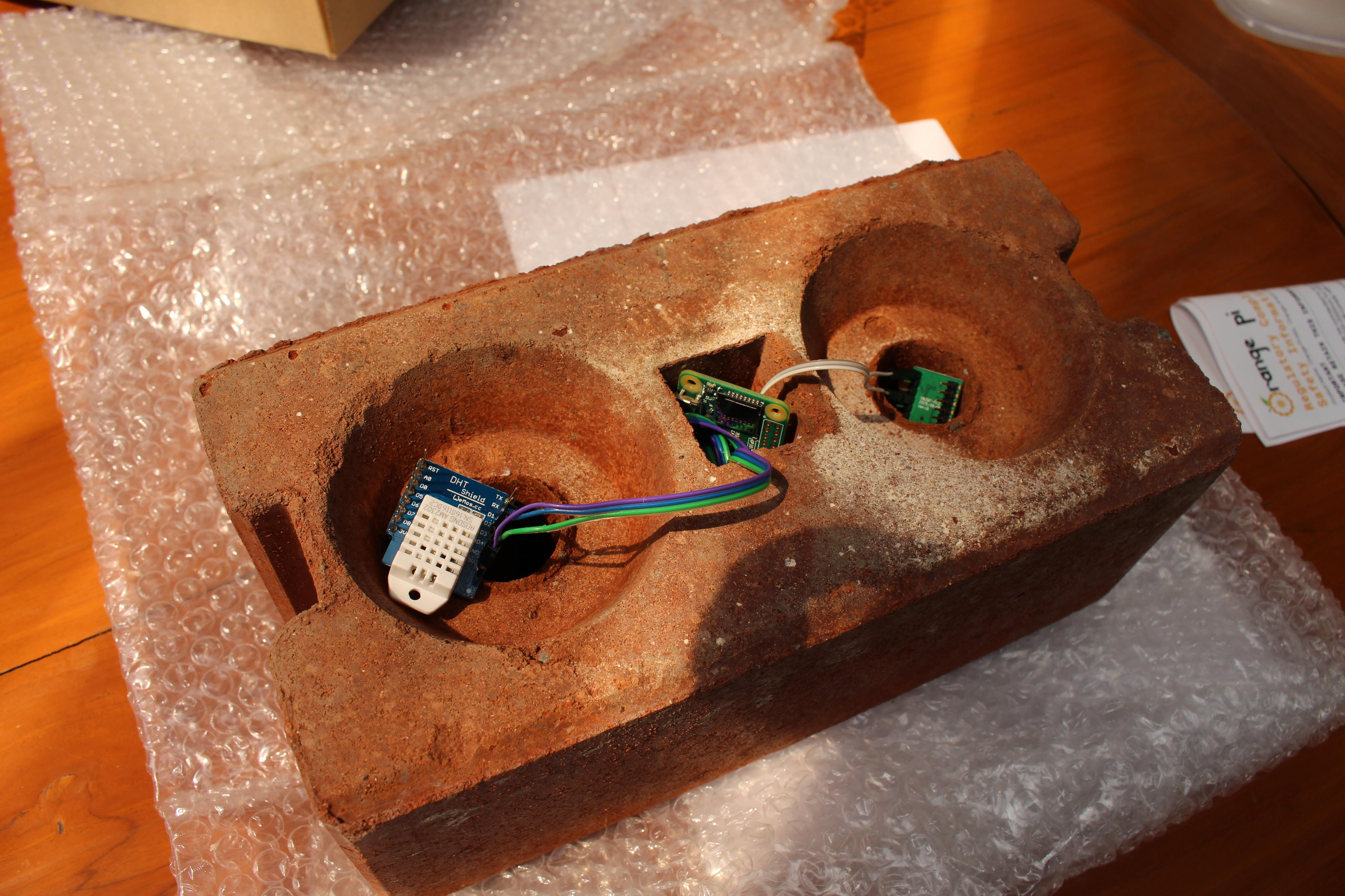 Orange Pi Brick is a $1 Raspberry Pi Zero Compatible Smart Block