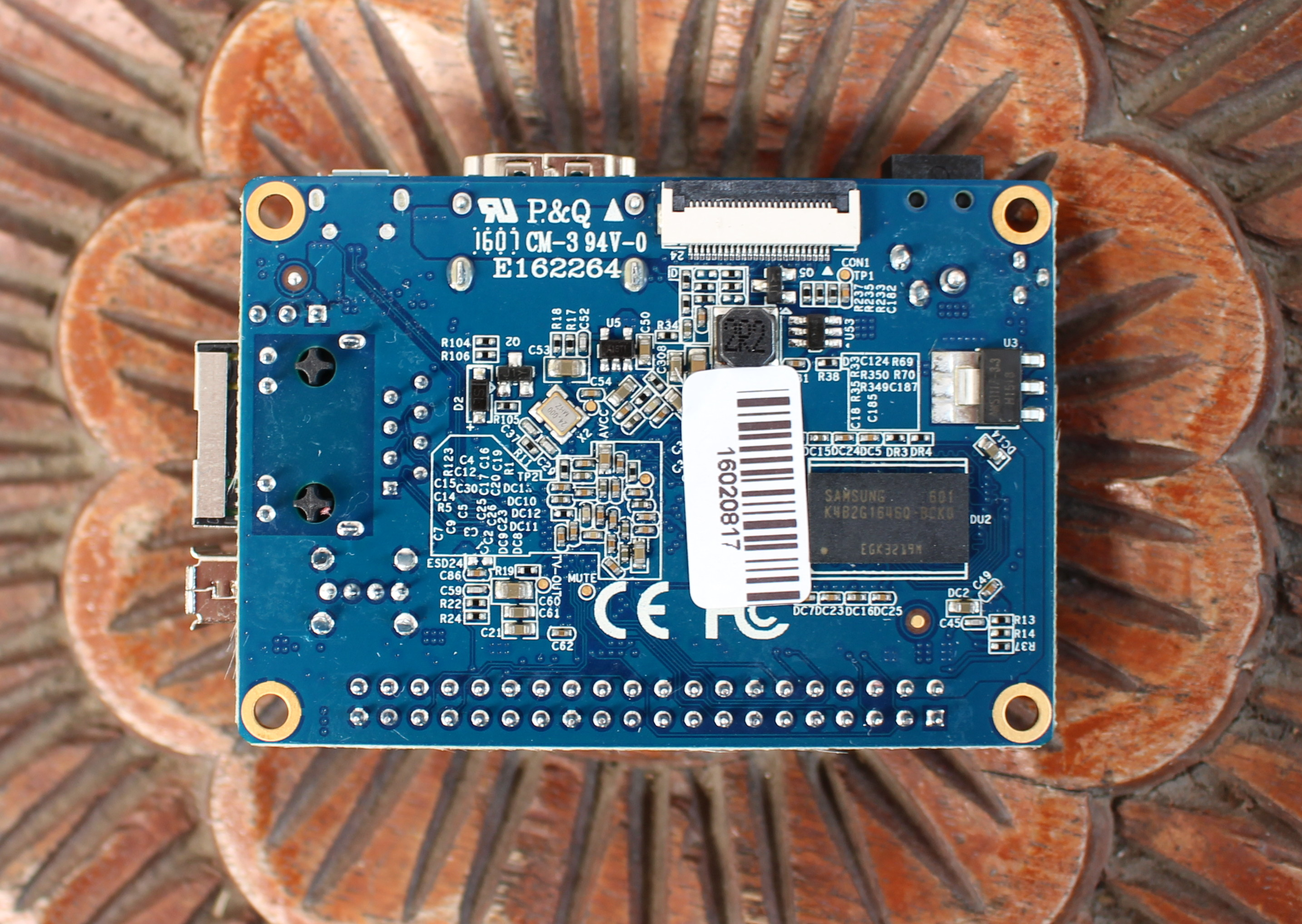 Orange Pi One Board Quick Start Guide with Armbian Debian based