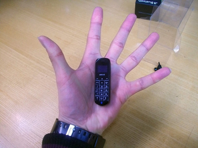 World_Smallest_Phone