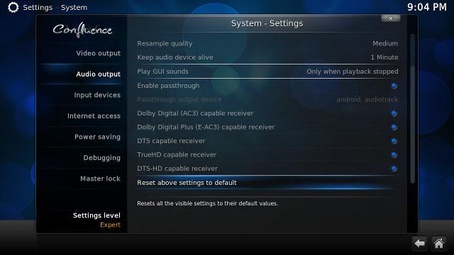Zidoo_X5_HDMI_Audio_pass-through