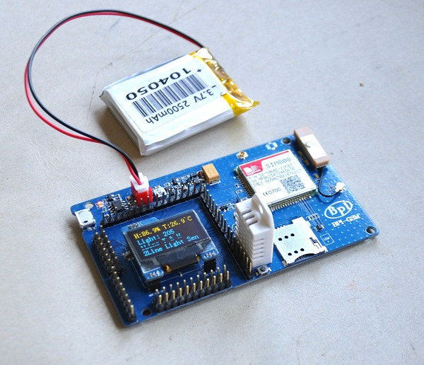 BPI-GSM