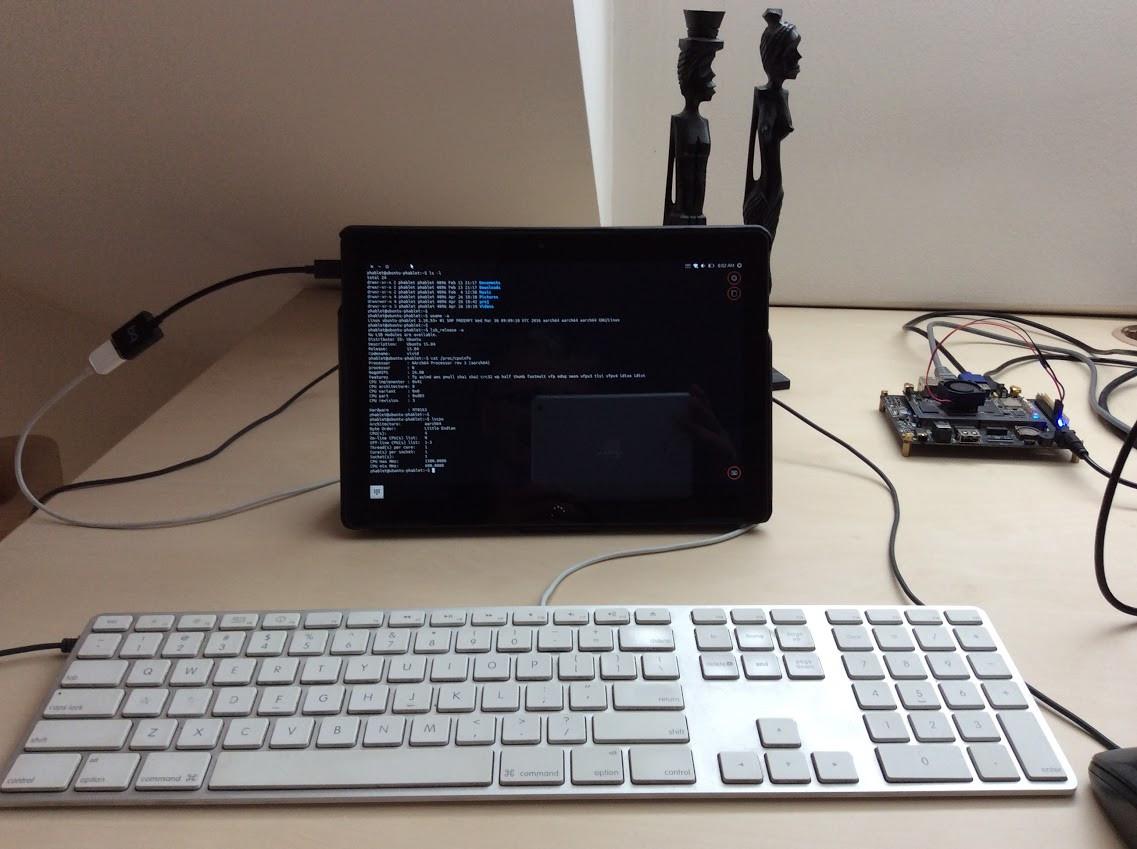 Setup Guide & Mini Review of BQ Aquaris M10 Ubuntu Edition ...