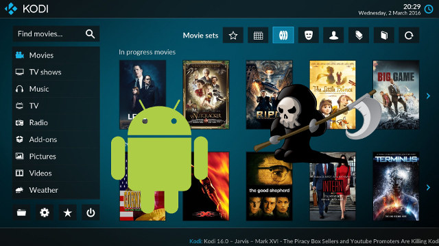 Future Versions of Kodi Might Not Get an Android Port Unless The Project Find Developers