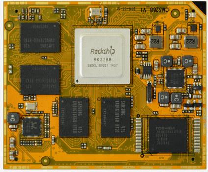 RK3288_CPU_module