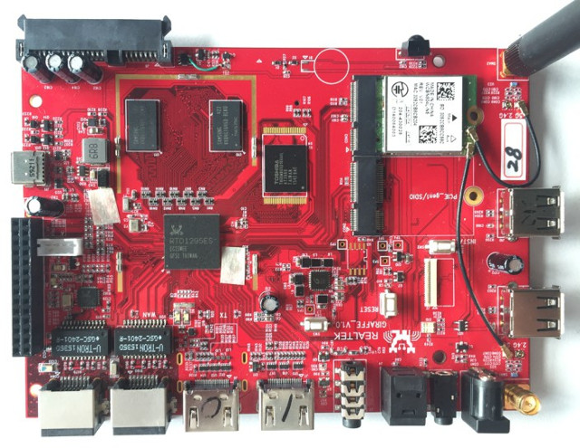 RTD1295 Demo Board