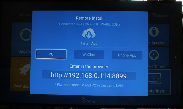 Shafa_Market_Remote_Install