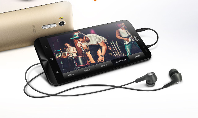 Asus Zenfone Go TV Android Smartphone Includes a DVB-T2 & ISDB-T TV Tuner