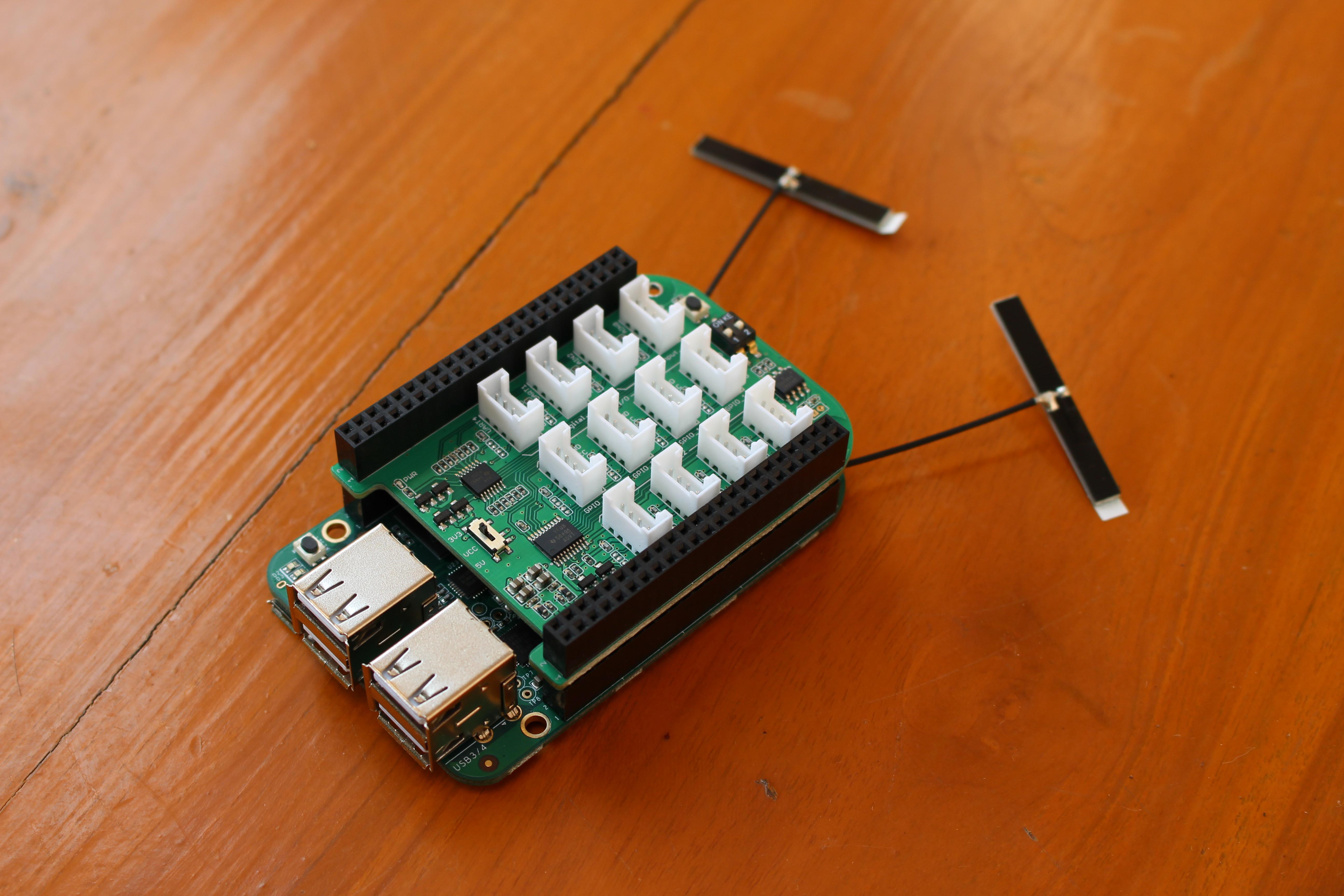 $44 90 BeagleBone Green Wireless Board Adds 802 11n WiFi
