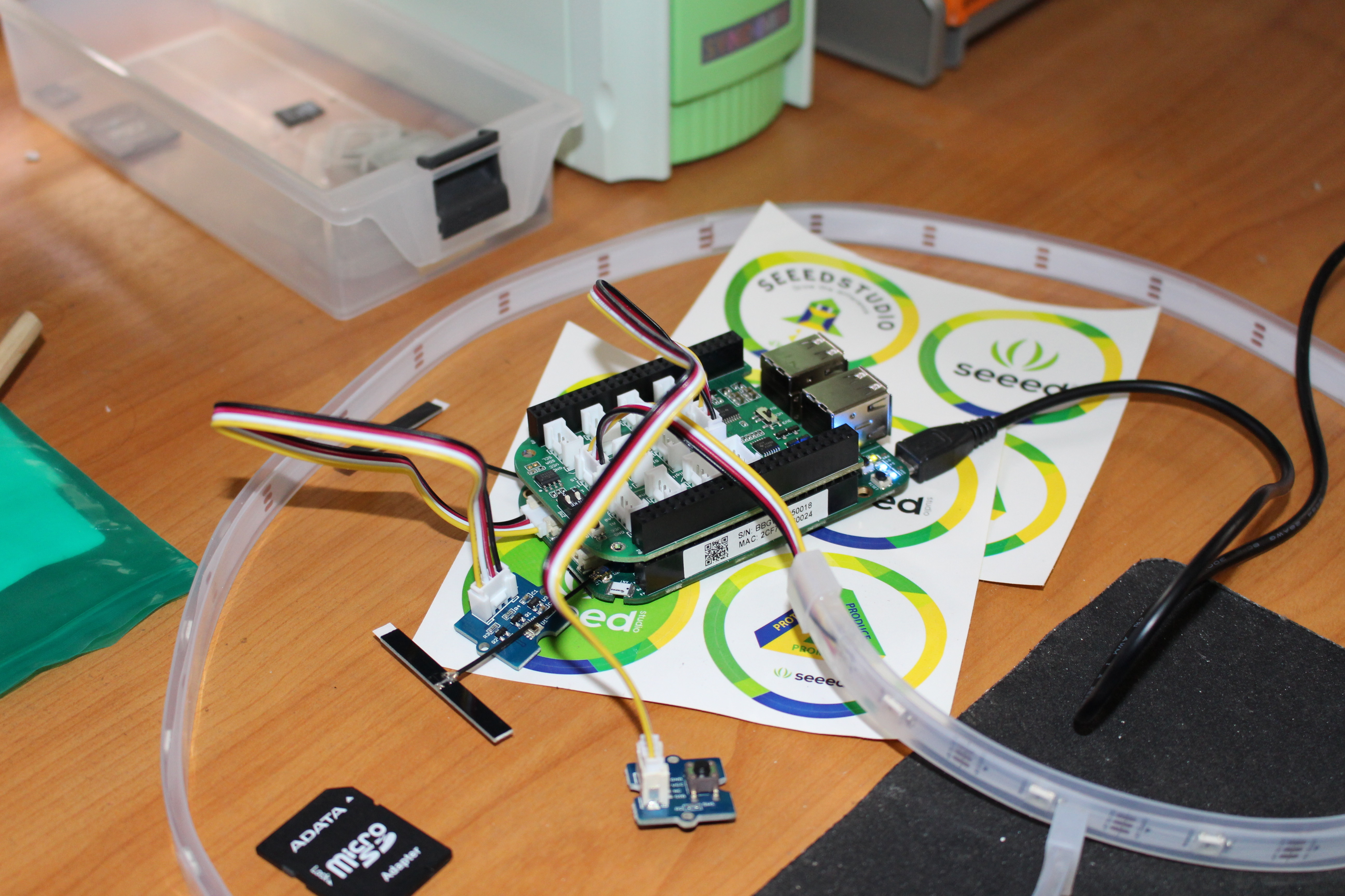 Getting Started with Beaglebone Green Wireless Development Board