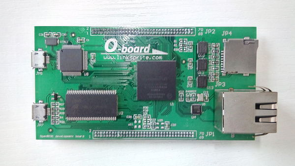 LinkSprite O-board Altera Cyclone IV FPGA Development Board Targets