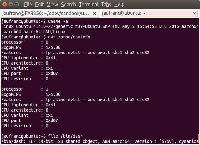 Ubuntu_16.04_ARM_Cortex_A57