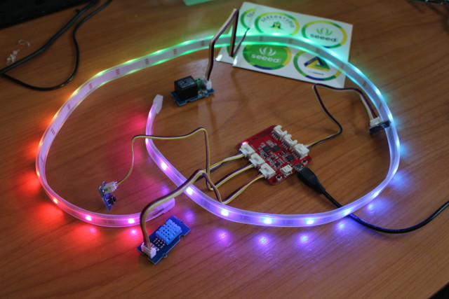Wio_Link_LED_Strip